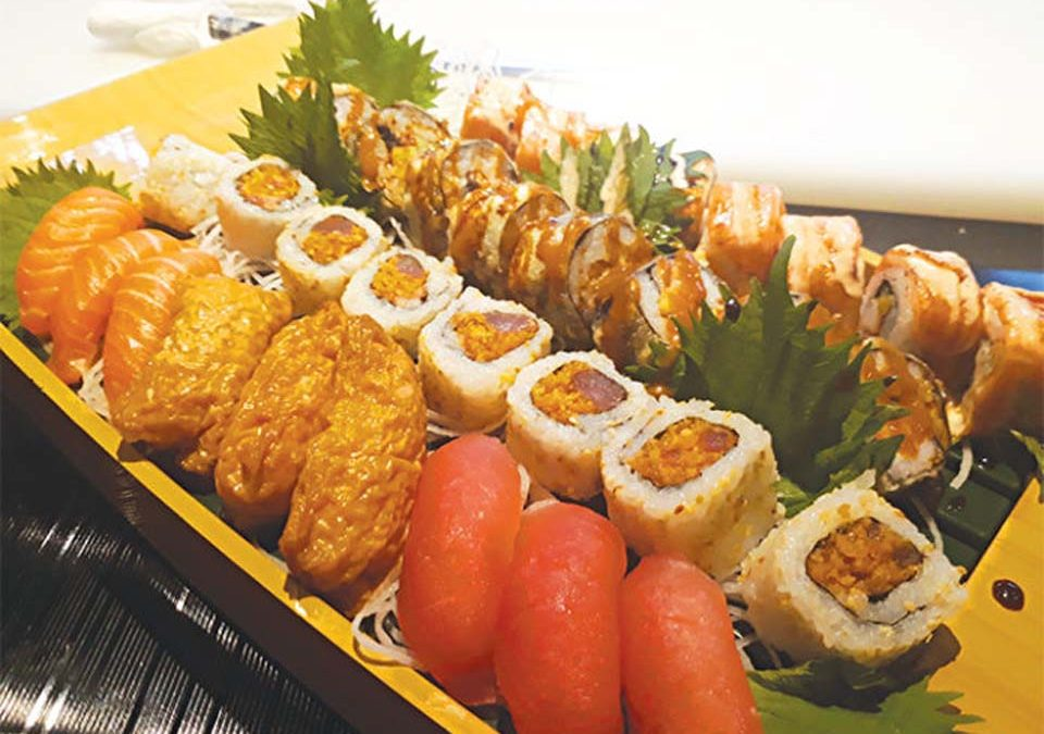 Bellevue Manila Pays Homage to Japanese Cuisine